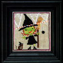 Snapper; Spooky Spinner; Broom Witch & Mousie