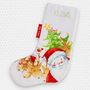 Christmas Stocking «Elisa»