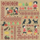 Harvest Mini Motif sampler